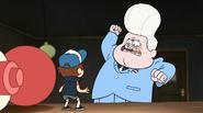 Li'l Gideon must squash Dipper