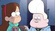 Li'l Gideon guesses Mabel's name