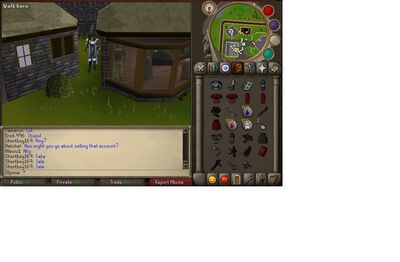 Barrows and Inventory