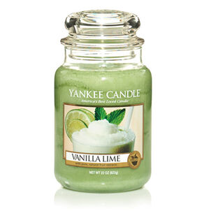 Vanilla Lime Yankee Candle