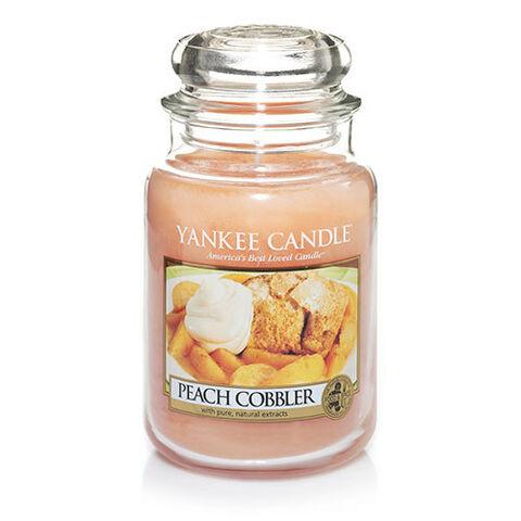 File:20150215 Peach Cobbler Lrg Jar yankeecandle com.jpg