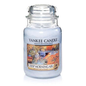 20150827 Crisp Morning Air Lrg Jar yankeecandle com