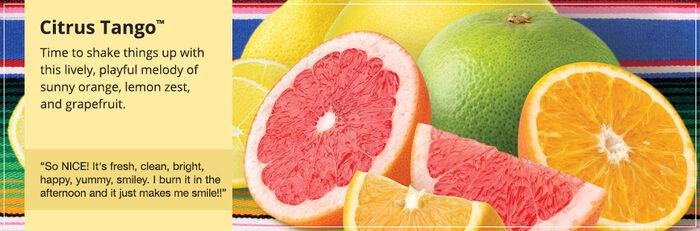 20150906 Citrus Tango Banner yankeecandle com