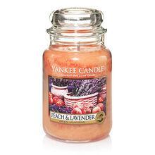 20150308 Peach And Lavendar Lrg Jar yankeecandle com
