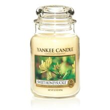 20150308 Sweet Honeysuckle Lrg Jar yankeecandle com