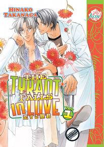 Tyrant Falls In Love V1 - Hinako Takanaga - June