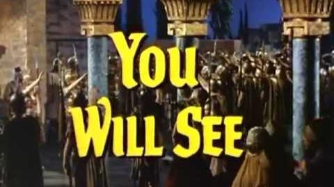 SALOME Trailer ©1953