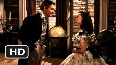 Gone with the Wind (1 6) Movie CLIP - Scarlett Meets Rhett (1939) HD