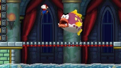Video - New Super Mario Bros  (DS) 100% Walkthrough - World