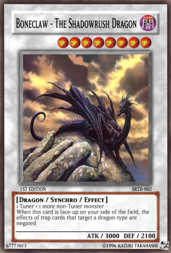 The Dragons and The Best Dragon | Yu-Gi-Oh Card Maker Wiki | FANDOM