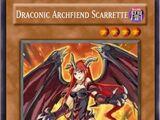 Draconic Archfiend Scarrette