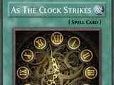 As The Clock Strikes