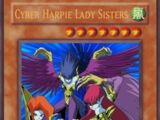 Cyber Harpie Lady Sisters