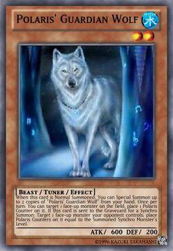 Polaris Guardian Wolf