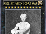 Ares, Xyz Greek God Of War