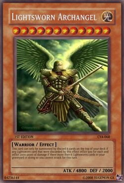 Lightsworn Archangel