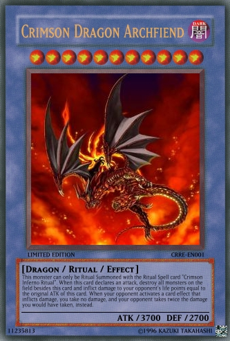CrimsonDragonArchfiend