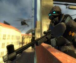 Overwatch soldier