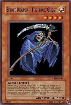 Spirit Reaper - The True Ghost