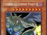 Diabound Kernel Form 4