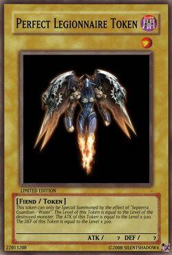 Perfect Legionnaire Token