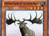 Emperor Fianna of the Albion Beasts