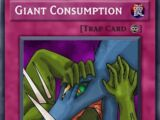 Giant Consumption