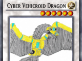 Cyber Vehicroid Dragon