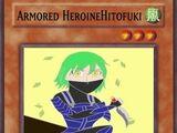 Armored Heroine Hitofuki