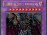 Darkness Skull Archfiend