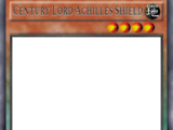 Century Lord Achilles Shield