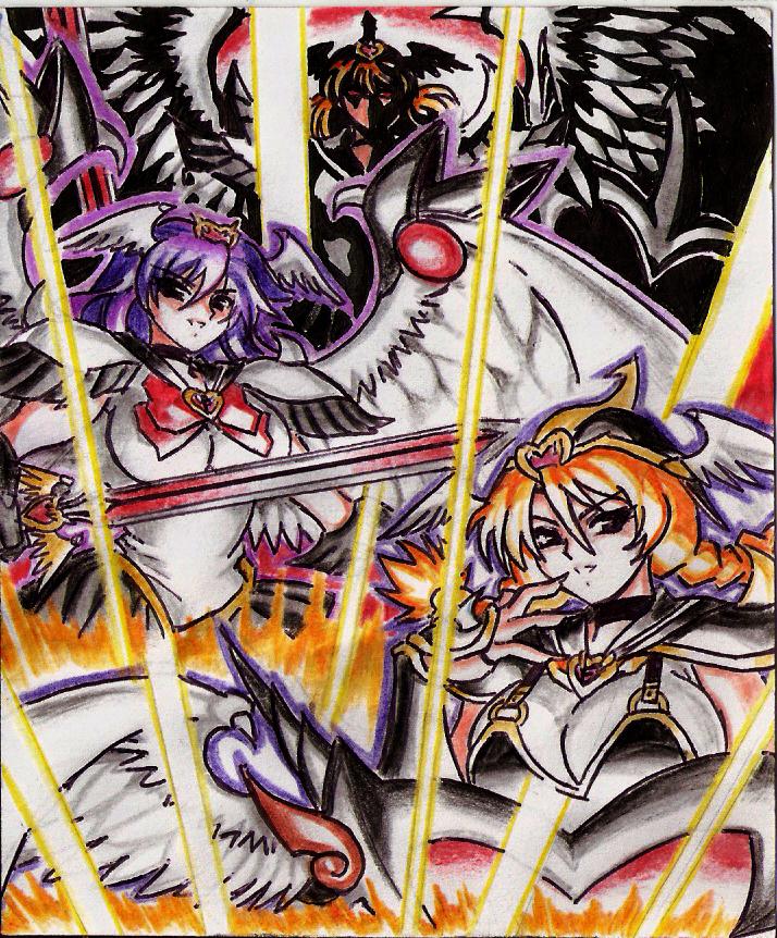 Elemental Hero Dark Neos: Yu-Gi-Oh Card Maker Wiki