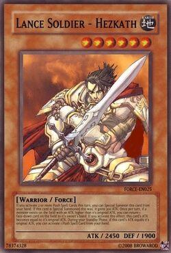 Lance Soldier - Hezkath