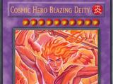 Cosmic HERO Blazing Deity
