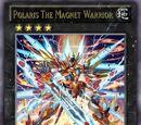 Polaris the Magnet Warrior