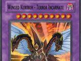 Winged Kuriboh - Terror Incarnate