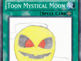 Toon Mystical Moon