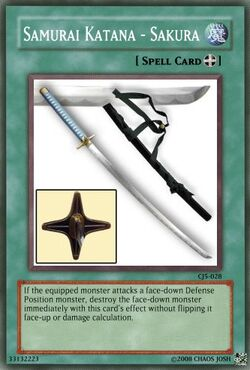 Sakura Sword