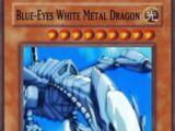 Blue-Eyes White Metal Dragon