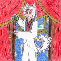 Mordomo da Infinoite - Lobo Polar v2