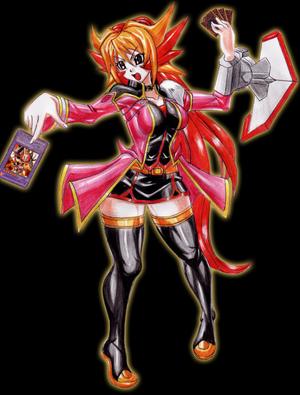Yuki Duel Pose2