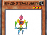 Prism Golem of the Goblin Labyrinth