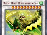 Ritual Beast Ulti-Cannafalcos