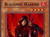 Burgundy Warrior