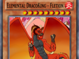 Elemental DracoKing - Fletion