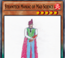 Steamtech Maniac of Mad Science
