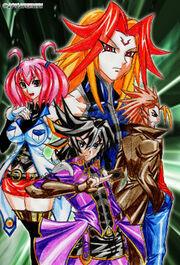 Yugioh d d poster by jadenkaiba-d36m0lt