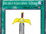 Noble Arms of the Goblin Labyrinth - Soulcaliburn