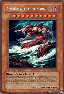 Demon Lord Forneus