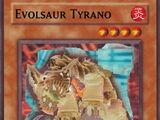 Evolsaur Tyrano